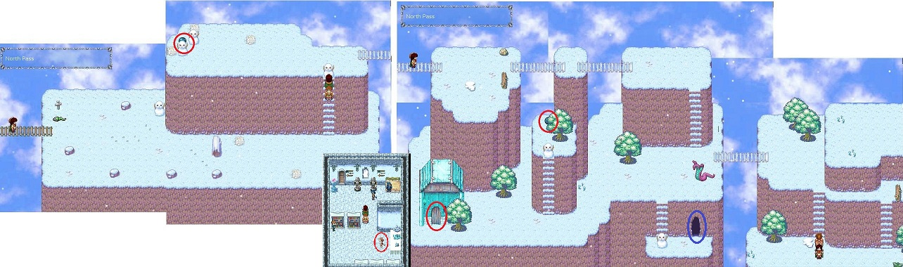 how to get through the ice tunnel in pokemonhert gold