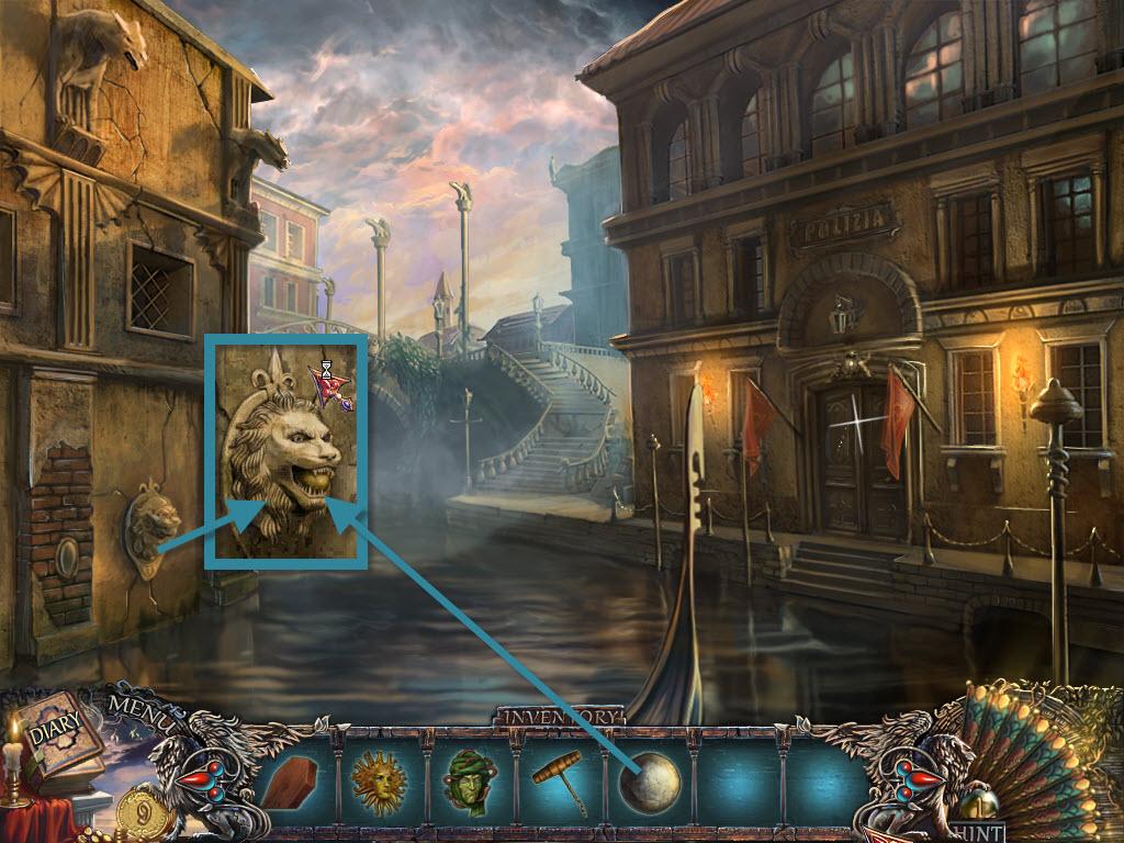 grim-facade-mystery-of-venice:lionmouth.jpg