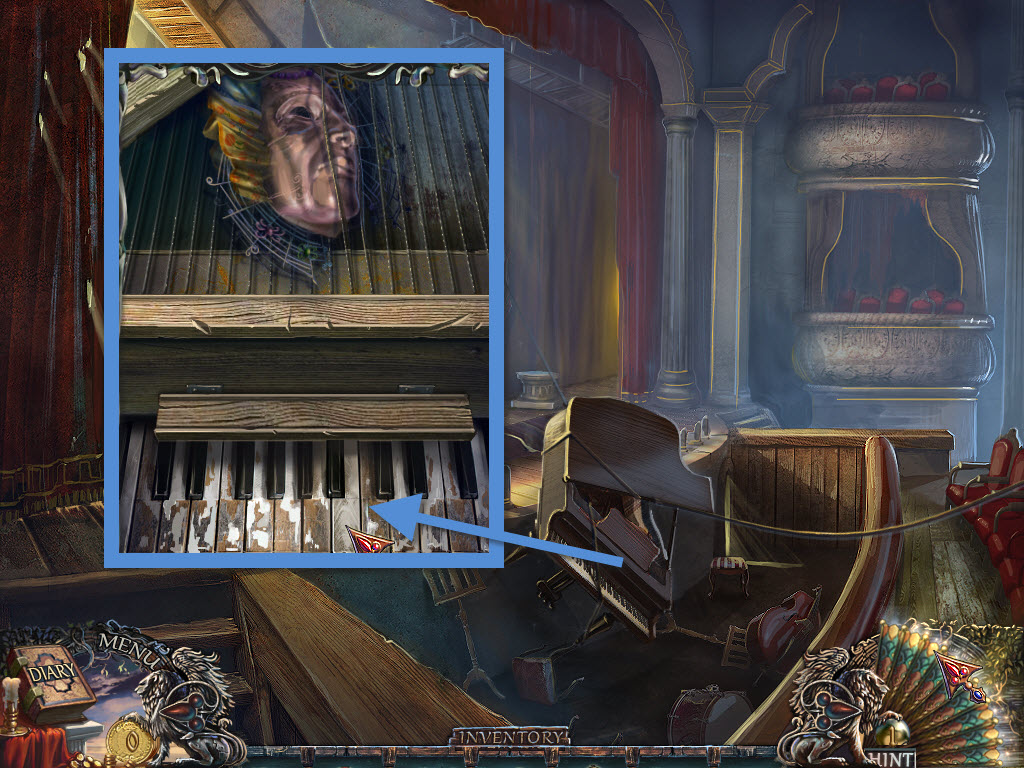 grim-facade-mystery-of-venice:pianokeys.jpg