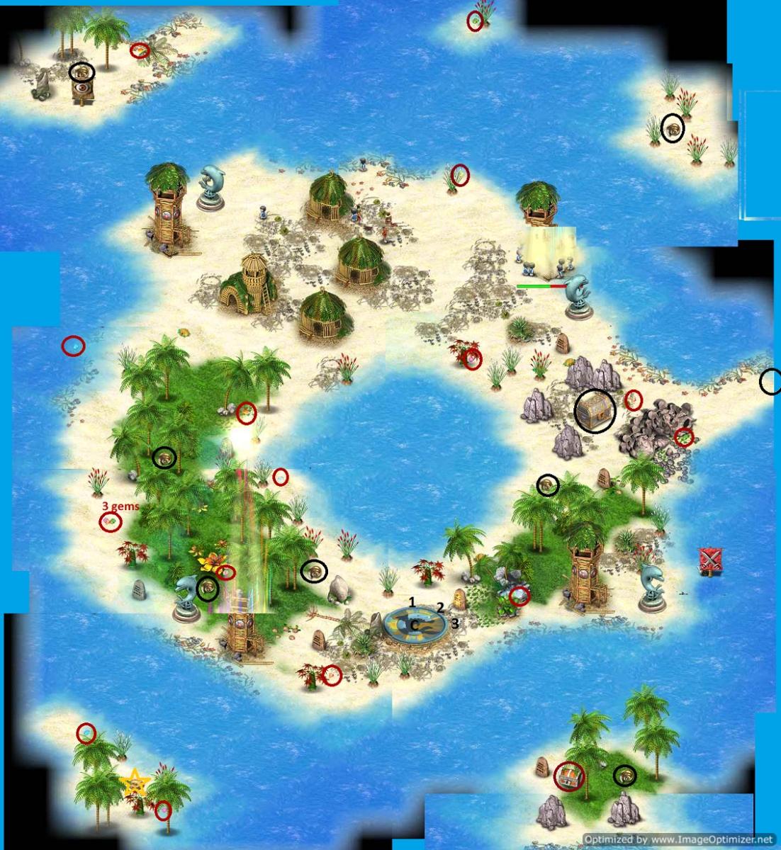 totem-tribe-gold:dolphin-island.jpg